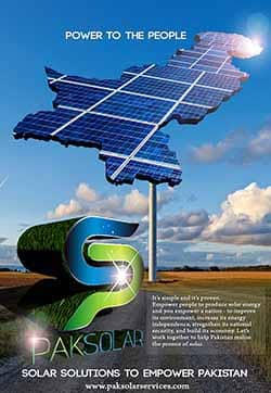 Solar Solutions to Empower Pakistan