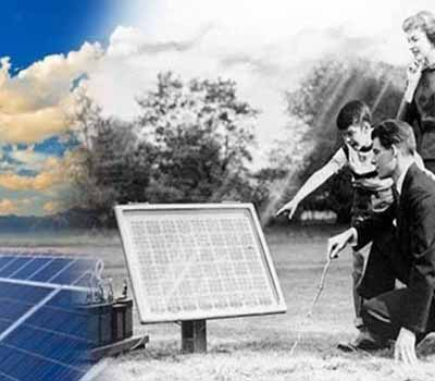 brief history of evertyhing solar
