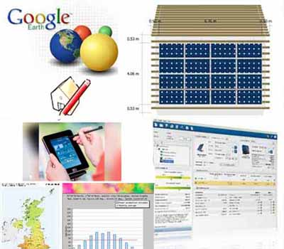 Free Solar PV Calculators, Design Tools and Software