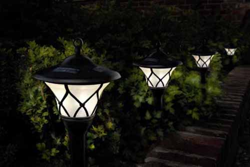 High Quality Outdoor Solar Lights