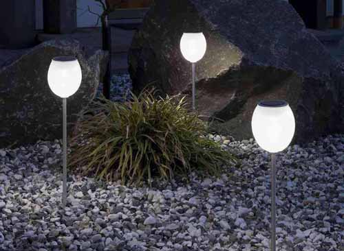 Solar Powered Outdoor Lighting An Economical Solution for Your GardenModern Solar Powered Lightings. Modern Solar Garden Lighting. Home Design Ideas