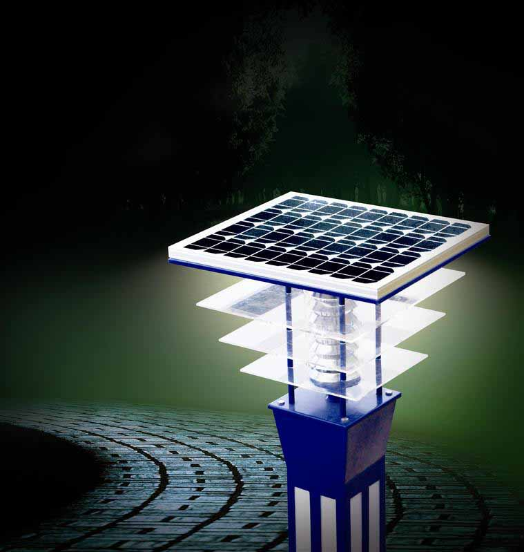Modern Solar Powered Lightings