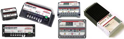 Morningstar MPPT / PWM Charge Controllers