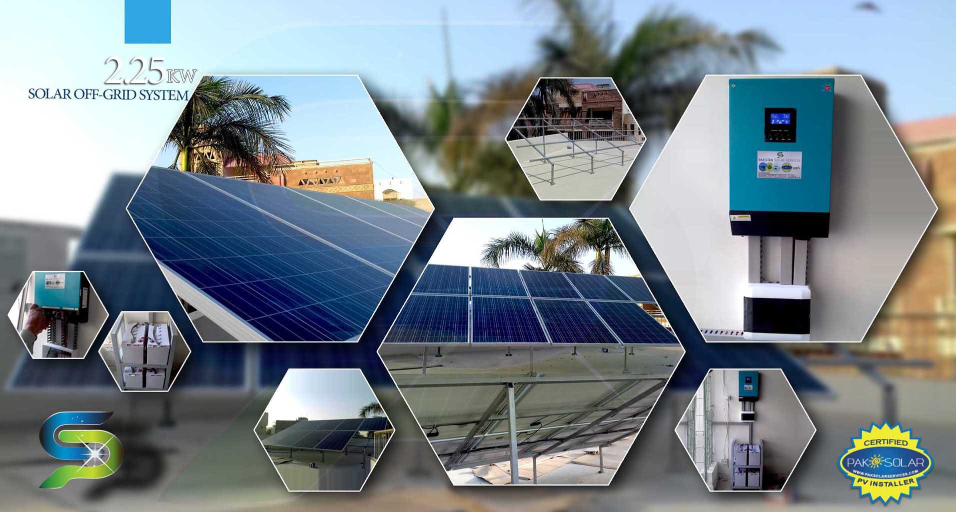 Pakistan Solar Services Solar Systems Solar Panels
