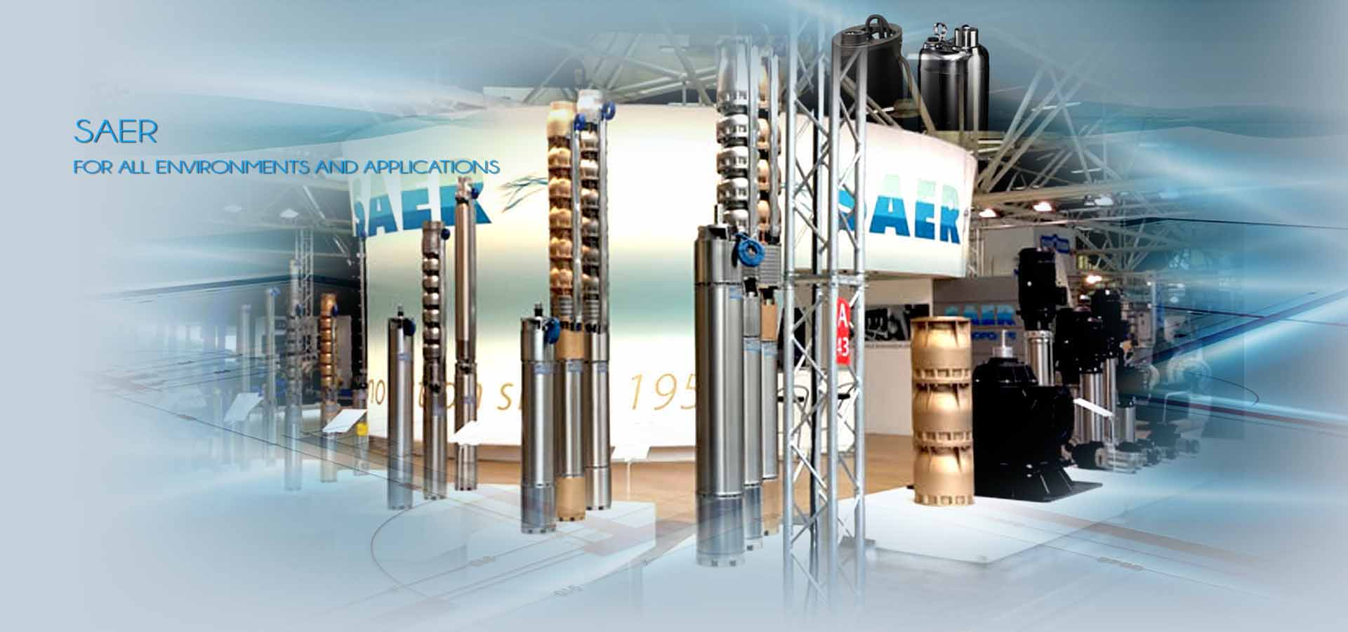 Saer Lorentz Submersible Solar Water Pump Tube well systems