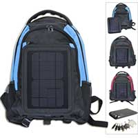 Solar School and College Charger Bag