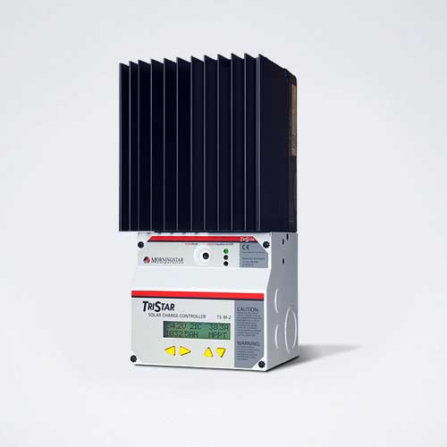 Morningstar MPPT solar charge controller
