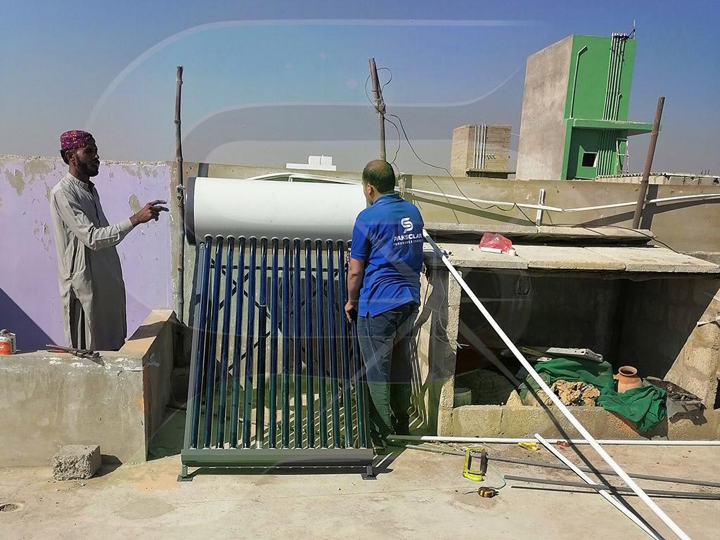 Pressurized And Non Pressurized Solar Water Heater
