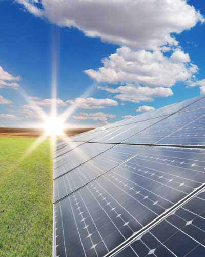 Solar Power Services : On grid off hybrid and tied solar energy systems